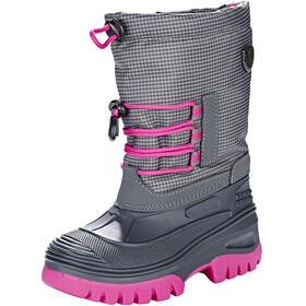 CMP Campagnolo Kids Ahto WP Snow Boots Asphalt